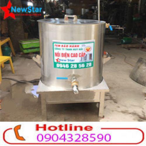 Địa chỉ bán nồi nấu đậu phụ bằng điện chất lượng uy tín hàng đầu Việt Nam