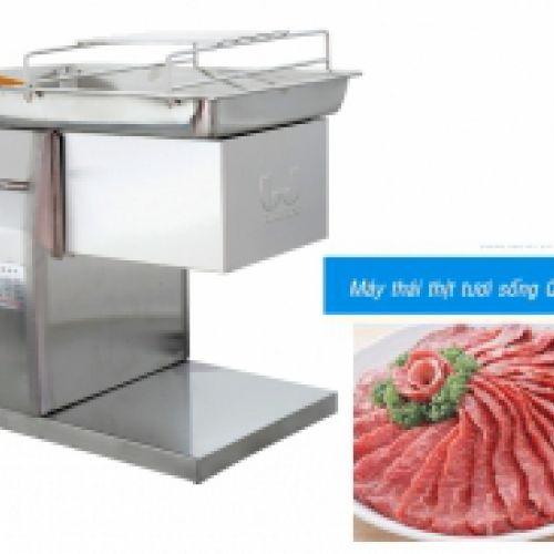 Máy thái thịt tươi sống QX250