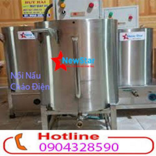 Phân phối các loại nồi nấu cháo bằng điện công nghiệp giá siêu rẻ tại An Giang
