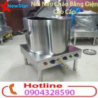 Phân phối các loại nồi nấu cháo bằng điện công nghiệp giá siêu rẻ tại Cần Thơ