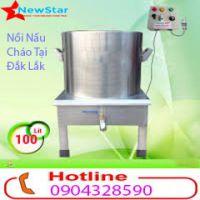 Phân phối các loại nồi nấu cháo bằng điện công nghiệp giá siêu rẻ tại Đắk Lắk