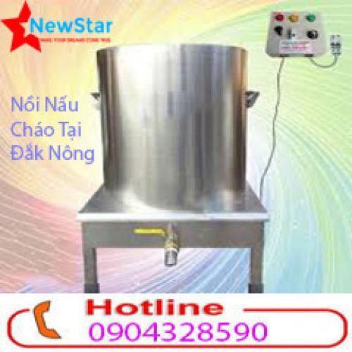 Phân phối các loại nồi nấu cháo bằng điện công nghiệp giá siêu rẻ tại Đắk Nông