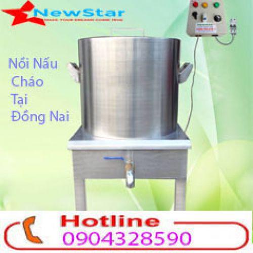 Phân phối các loại nồi nấu cháo bằng điện công nghiệp giá siêu rẻ tại Đồng Nai