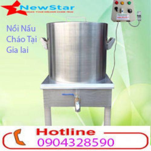 Phân phối các loại nồi nấu cháo bằng điện công nghiệp giá siêu rẻ tại Gia Lai