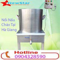 Phân phối các loại nồi nấu cháo bằng điện công nghiệp giá siêu rẻ tại Hà Giang