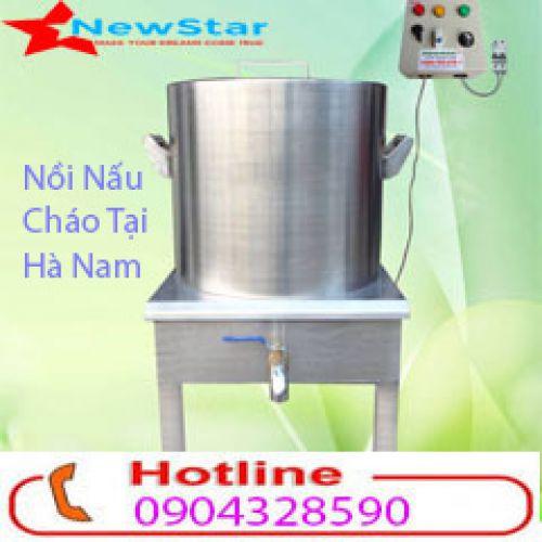 Phân phối các loại nồi nấu cháo bằng điện công nghiệp giá siêu rẻ tại Hà Nam
