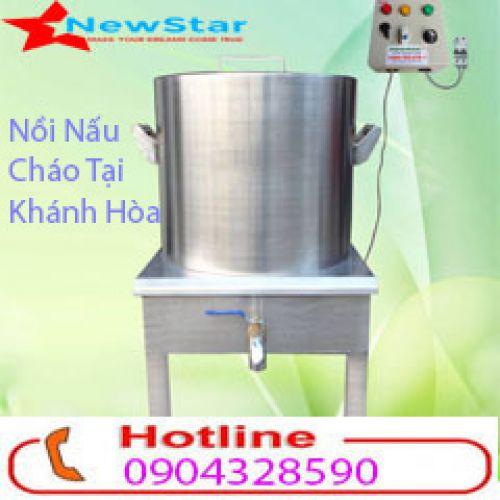 Phân phối các loại nồi nấu cháo bằng điện công nghiệp giá siêu rẻ tại Khánh Hòa