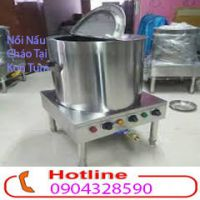 Phân phối các loại nồi nấu cháo bằng điện công nghiệp giá siêu rẻ tại Kon Tum