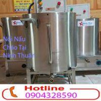 Phân phối các loại nồi nấu cháo bằng điện công nghiệp giá siêu rẻ tại Ninh Thuận