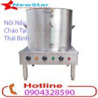 Phân phối các loại nồi nấu cháo bằng điện công nghiệp giá siêu rẻ tại Thái Bình