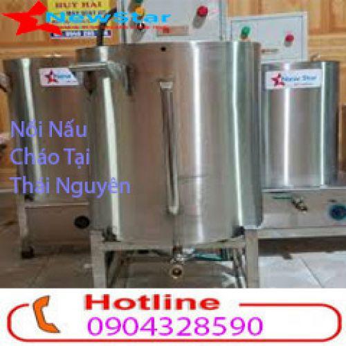 Phân phối các loại nồi nấu cháo bằng điện công nghiệp giá siêu rẻ tại Thái Nguyên