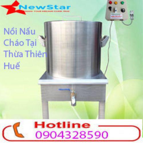 Phân phối các loại nồi nấu cháo bằng điện công nghiệp giá siêu rẻ tại Thừa Thiên Huế