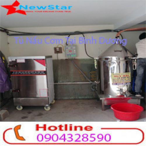Phân phối các loại tủ nấu cơm công nghiệp giá siêu rẻ tại Bình Dương