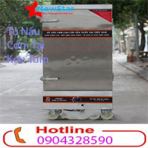 Phân phối các loại tủ nấu cơm công nghiệp giá siêu rẻ tại Kon Tum