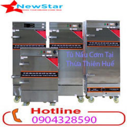 Phân phối các loại tủ nấu cơm công nghiệp giá siêu rẻ tại Thừa Thiên Huế