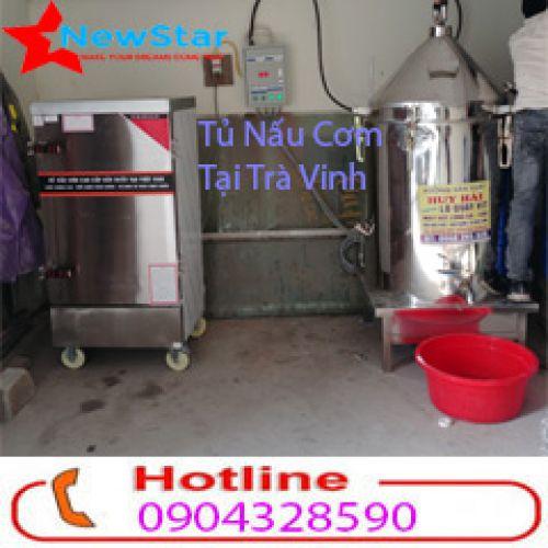 Phân phối các loại tủ nấu cơm công nghiệp giá siêu rẻ tại Trà Vinh