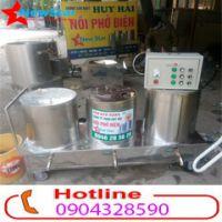 Phân phối nồi nấu phở bằng điện cao cấp giá siêu rẻ tại Ninh Bình