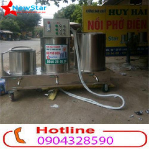 Phân phối nồi nấu phở bằng điện cao cấp giá siêu rẻ tại Phú Thọ