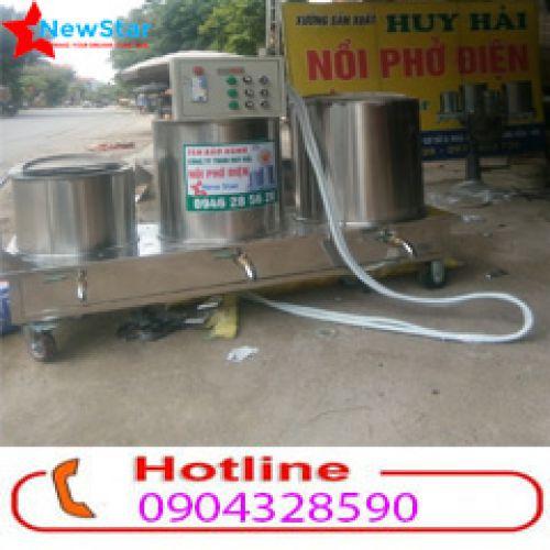 Phân phối nồi nấu phở bằng điện cao cấp giá siêu rẻ tại Quảng Bình