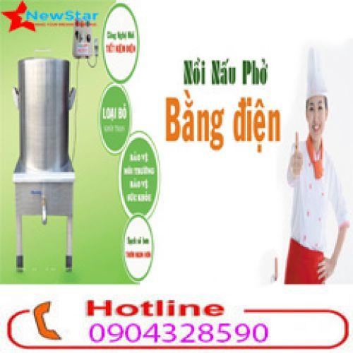 Phân phối nồi nấu phở bằng điện cao cấp giá siêu rẻ tại Quảng Nam