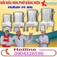 Phân phối nồi nấu phở bằng điện cao cấp giá siêu rẻ tại Quảng Ngãi