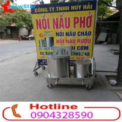 Phân phối nồi nấu phở bằng điện cao cấp giá siêu rẻ tại Thái Bình