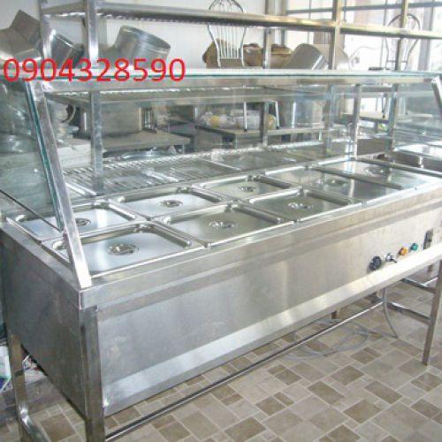 Tủ giữ nóng thức ăn 10 khay