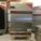 Tủ nấu cơm 12 khay gas điện có chế độ hẹn giờ và cài đặt nhiệt độ